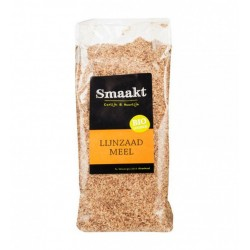 Faina din seminte de in bio 400g SMAAK