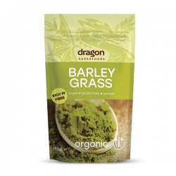 Orz verde pulbere bio 150g Dragon Superfoods