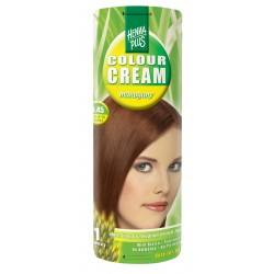 COLOUR CREAM - CREMA NUANTATOARE MAHOGANY 6.45 60ml HennaPlus