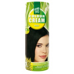 COLOUR CREAM - CREMA NUANTATOARE BLACK 1 60 ml HennaPlus