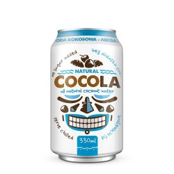 CocoLa - apa de cocos naturala 330ml Diet-Food