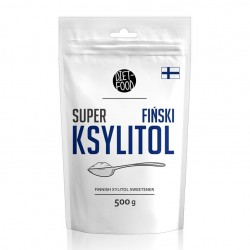 Xilitol Finlanda - indulcitor natural 500g Diet-Food
