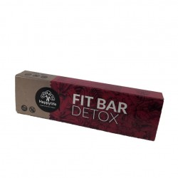 Baton vegan Fit Bar DETOX 42g - Happy Life