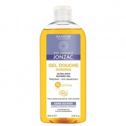 Nutritive - Gel de dus emolient 500ml - Jonzac