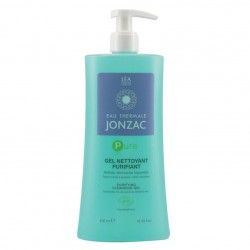 Pure - Gel curatare purifiant pentru ten gras 400ml - Jonzac