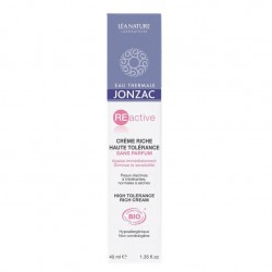 Reactive - Crema bio ten sensibil si reactiv 40ml - Jonzac
