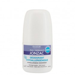 Rehydrate - Deodorant bio roll on hipoalergenic 50ml - Jonzac